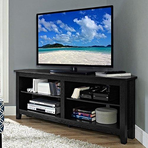 plasma television console