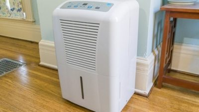 portable dehumidifier